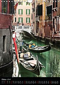 Venezia 2019 Stadt der Träume (Wandkalender 2019 DIN A4 hoch) - Produktdetailbild 10