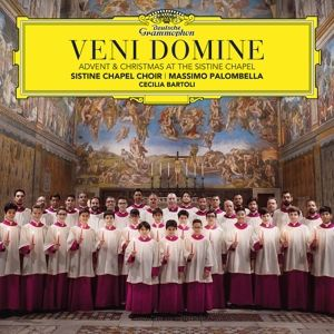 Veni Domine: Christmas At The Sistine Chapel, Sistine Chapel Choir, Massimo Palombella