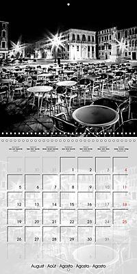VENICE Monochrome Nightscapes (Wall Calendar 2019 300 × 300 mm Square) - Produktdetailbild 8
