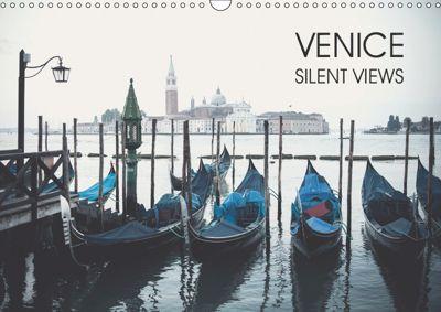 Venice - Silent views (Wall Calendar 2019 DIN A3 Landscape), Jeanette Dobrindt