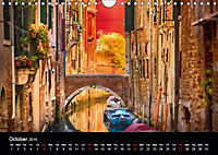 Venice the romantic lagoon city (Wall Calendar 2019 DIN A4 Landscape) - Produktdetailbild 10