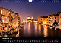 Venice the romantic lagoon city (Wall Calendar 2019 DIN A4 Landscape) - Produktdetailbild 12
