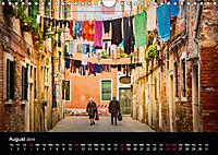 Venice the romantic lagoon city (Wall Calendar 2019 DIN A4 Landscape) - Produktdetailbild 8