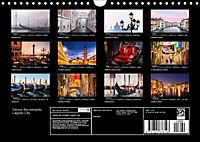 Venice the romantic lagoon city (Wall Calendar 2019 DIN A4 Landscape) - Produktdetailbild 13