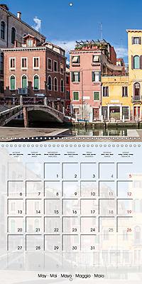 VENICE Unique attractions (Wall Calendar 2019 300 × 300 mm Square) - Produktdetailbild 5