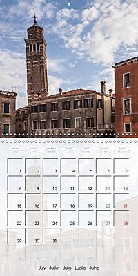 VENICE Unique attractions (Wall Calendar 2019 300 × 300 mm Square) - Produktdetailbild 7