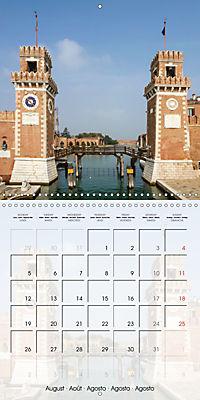 VENICE Unique attractions (Wall Calendar 2019 300 × 300 mm Square) - Produktdetailbild 8