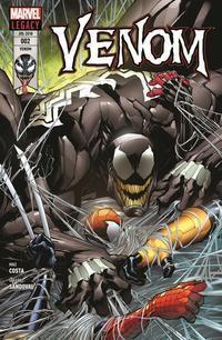 Venom, Christopher Hastings, Irene Strychalski