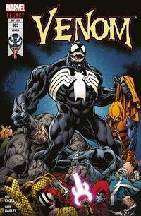 Venom, Mike Costa, Mark Bagley
