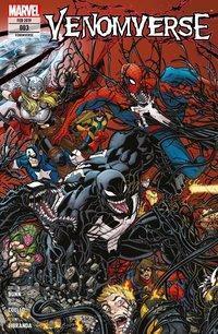 Venomverse - Krieg der Symbionten
