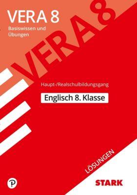 VERA 8 2019 - Testheft 1: Haupt-/Realschule - Englisch 8. Klasse Lösungen
