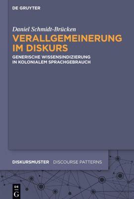 Verallgemeinerung im Diskurs, Daniel Schmidt-Brücken