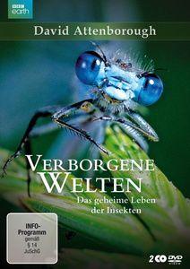 Verborgene Welten - Das geheime Leben der Insekten, David (Presenter) Attenborough