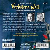 Verbotene Welt, 6 Audio-CDs - Produktdetailbild 1