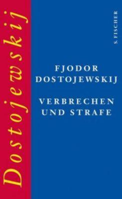 Verbrechen und Strafe - Fjodor M. Dostojewskij |