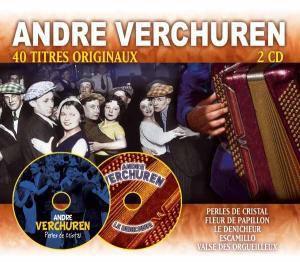 Verchuren - 40 Titres Originaux, André Verchuren