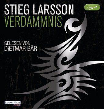 Verdammnis, 2 MP3-CDs, Stieg Larsson