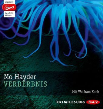Verderbnis, 1 MP3-CD, Mo Hayder