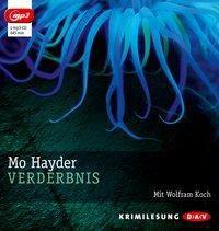 Verderbnis, 1 MP3-CD, Mo Hayder