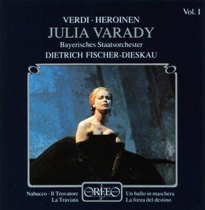 Verdi-Heroinen Vol.1-Julia Varady, Varady, Fischer-Dieskau, Odinius, Bsom