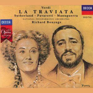 Verdi: La Traviata, Sutherland, Pavarotti, Bonynge, Napo
