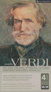 Verdi: Messa Da Reqiem/Rigoletto (Az), Serafin, Oor, Fricsay, Riasso