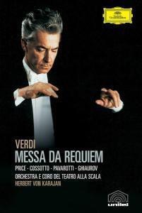 Verdi: Messa da Requiem, Price, Cossotto, Pavarotti, Ghiaurov, Karajan, Otsm
