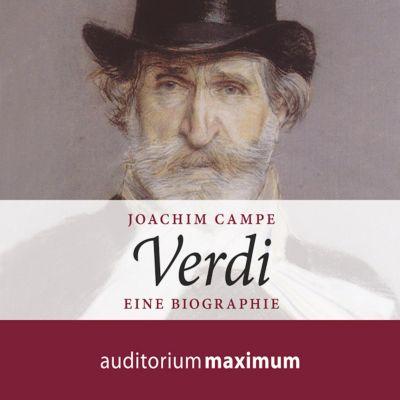 Verdi (Ungekürzt), Joachim Campe