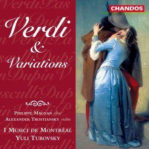 Verdi & Variations, Magnan, Turovksy, Imm