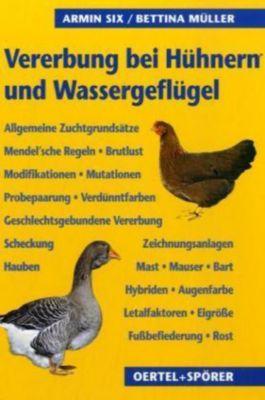 Vererbung bei Hühnern und Wassergeflügel