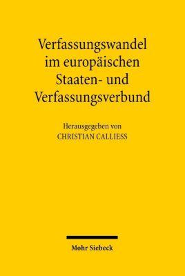 Verfassungswandel im europäischen Staaten- und Verfassungsverbund