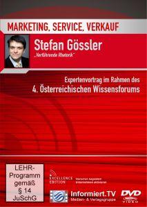 Verführende Rhetorik, Stefan Gössler