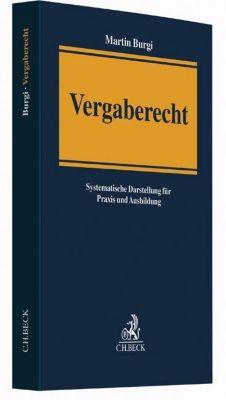 Vergaberecht, Martin Burgi