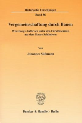 Vergemeinschaftung durch Bauen, Johannes Süßmann