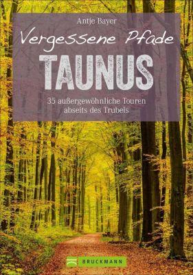 Vergessene Pfade Taunus - Antje Bayer |