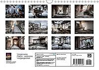 Vergessene Plätze - verlorene Vergangenheit (Wandkalender 2019 DIN A4 quer) - Produktdetailbild 13
