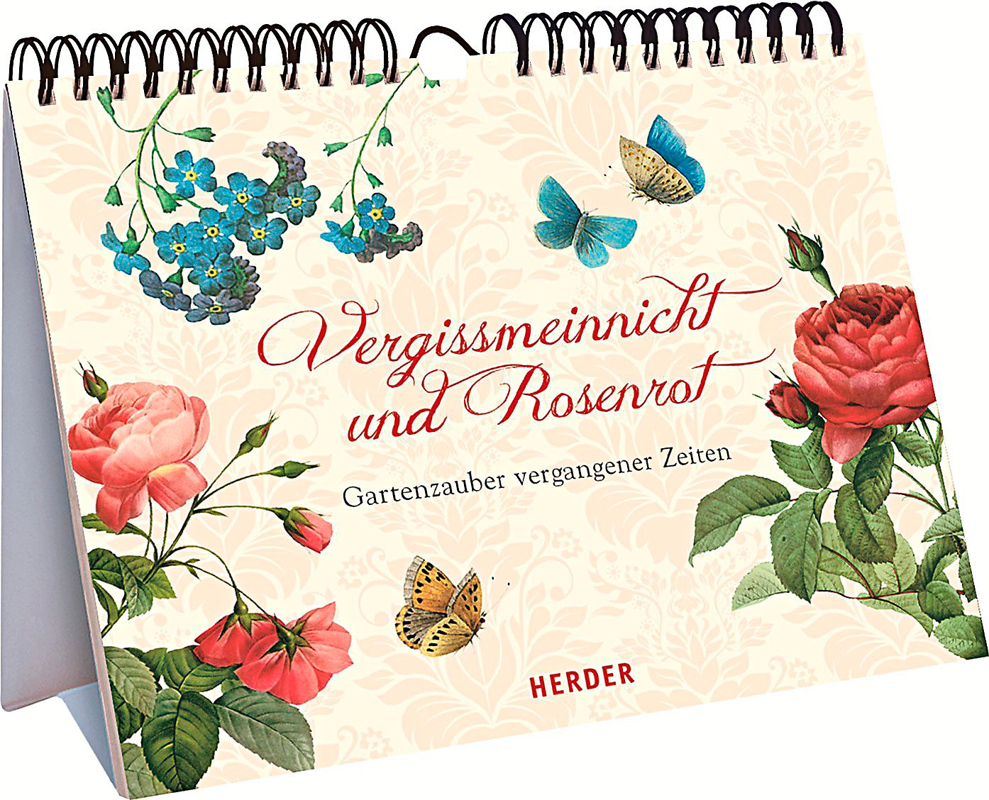 Vergissmeinnicht Und Rosenrot Aufstellbuch Buch Weltbildde