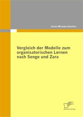 Vergleich der Modelle zum organisatorischen Lernen nach Senge und Zara, Jaime Miranda Zevallos