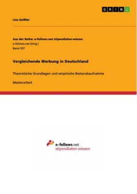 Vergleichende Werbung in Deutschland, Lisa Geissler