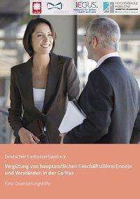 Vergütung von hauptamtlichen Geschäftsführer(inne)n und Vorständen in der Caritas -  pdf epub