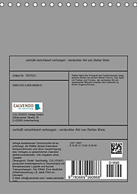 verhüllt verschleiert verborgen - verdeckter Akt von Stefan Weis (Tischkalender 2019 DIN A5 hoch) - Produktdetailbild 13