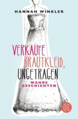 Verkaufe Brautkleid, ungetragen, Hannah Winkler