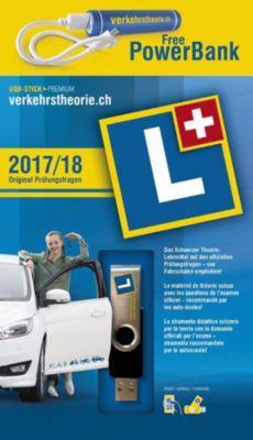 Verkehrstheorie.ch - Lernsoftware 2017 USB Stick
