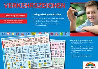 Verkehrszeichenung, 2 doppelseitige Infotafeln - Markt+Technik Verlag GmbH pdf epub