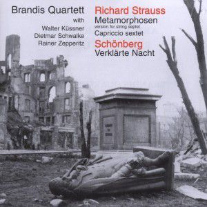 Verklärte Nacht, Brandis Quartett