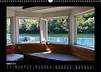 Verlassene Orte - Freibad, Waldbad und mehr (Wandkalender 2019 DIN A3 quer) - Produktdetailbild 3