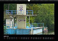 Verlassene Orte - Freibad, Waldbad und mehr (Wandkalender 2019 DIN A3 quer) - Produktdetailbild 6