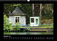 Verlassene Orte - Freibad, Waldbad und mehr (Wandkalender 2019 DIN A3 quer) - Produktdetailbild 2