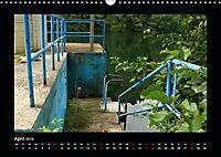 Verlassene Orte - Freibad, Waldbad und mehr (Wandkalender 2019 DIN A3 quer) - Produktdetailbild 4