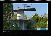 Verlassene Orte - Freibad, Waldbad und mehr (Wandkalender 2019 DIN A3 quer) - Produktdetailbild 10